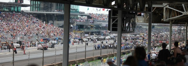 Introducing The Dadtography Road Trip Series - Indy 500