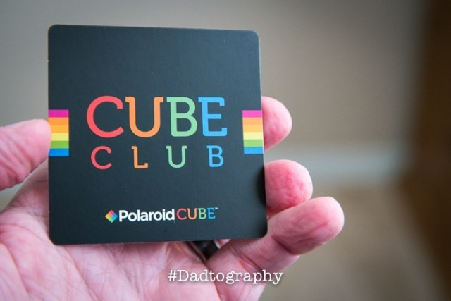 Polaroid Cube Unboxing - NX500 - NX 16-50mm F2-2.8 S - 11.25.15-4