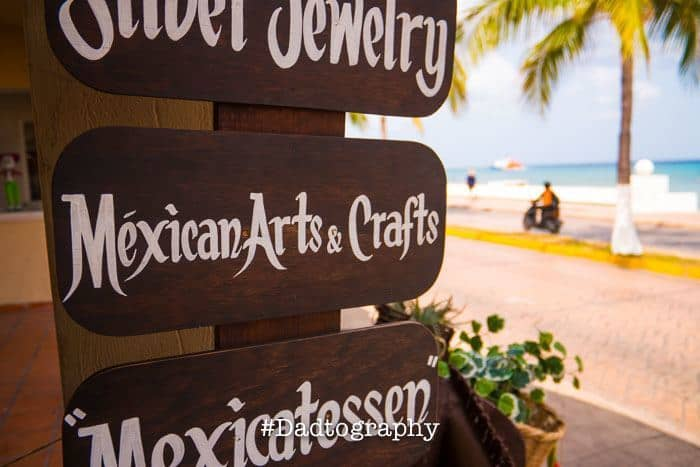 Cozumel Tip - Set a budget and stick with it