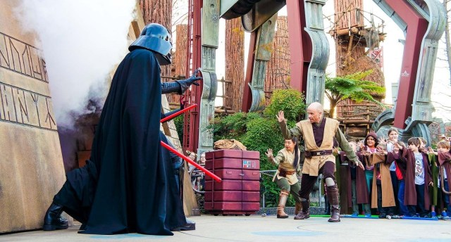Jedi Training Academy Review - Hollywood Studios