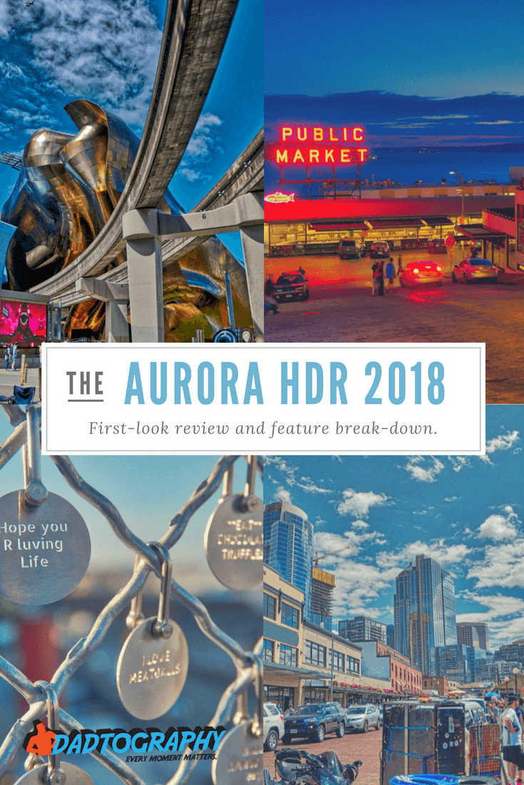 Aurora HDR 2018 Review - Pinterest