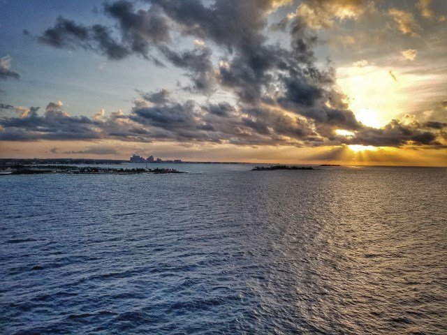 Carnival Liberty - View of Nassau