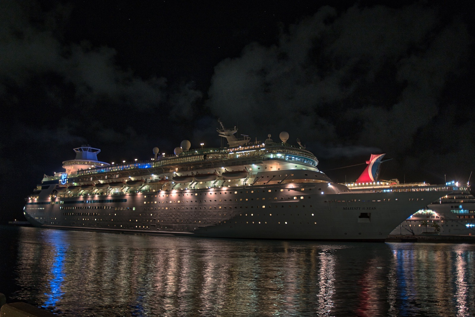 Family Travel Review: Royal Caribbean Majesty of the Seas Cruise to the...