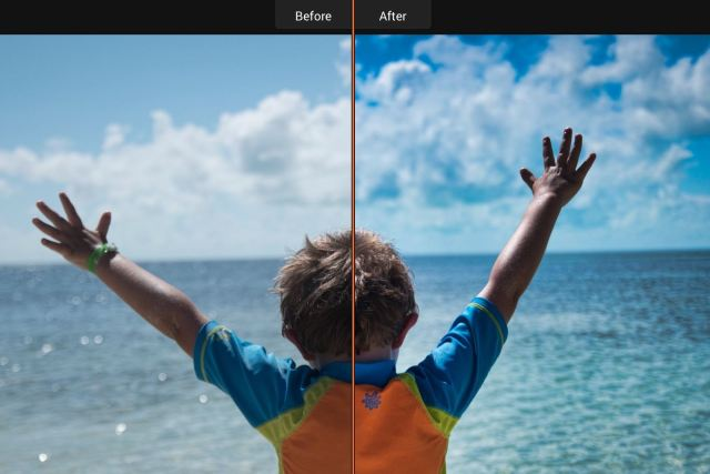 Luminar 2018 Review - Before and After Edit