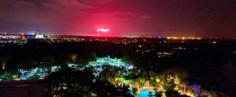 Fireworks at Disney - Best Orlando Hotel Adult Birthday Party