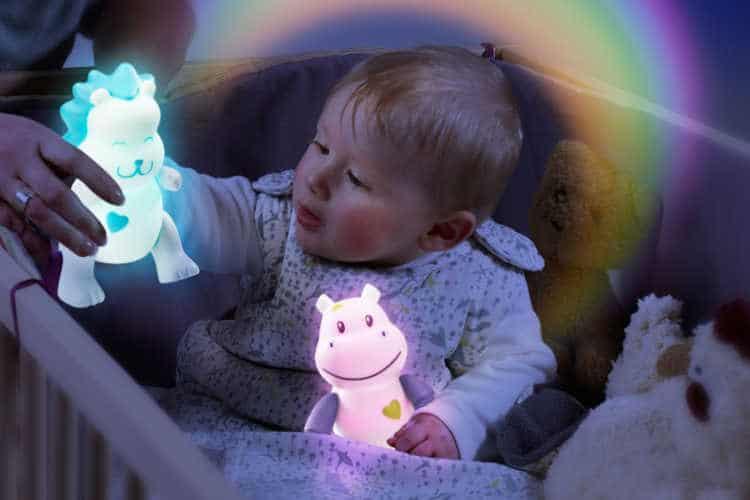 Lampki nocne przytulanki Pabobo