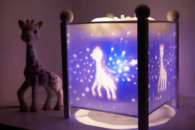 Lampki nocne lampiony Trousselier