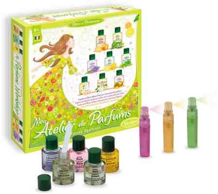 Prezent dla 13-latki perfumy DIY