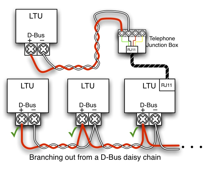 Daisy Chain Wiring Diagram Wiring Wiring Diagram And Schematics