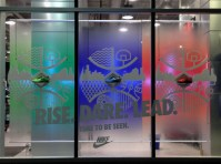 Nike Window Display | Daedalus Design and Production, Inc.