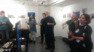 East Archive Launch at Rich Mix - Photo by Farah Naz