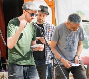 Mobile Incitement at Latitude Festival - Photos: Andy Bannister/Payam Torabi