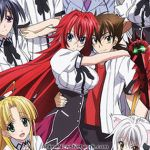High School DxD Born fanservice compilación – Mega – Mediafire