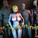 Samus Toy for Mutants – Sin Censura – 3D – Mega – Mediafire