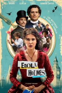 Enola Holmes – Latino HD 1080p – Online – Mega – Mediafire