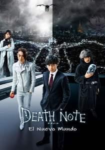 Death Note: Iluminando un nuevo mundo – Sub Español 1080p – Online – Mega – Mediafire
