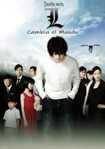 Death Note L: Cambiando el mundo – Sub Español 1080p – Online – Mega – Mediafire