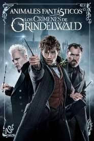 Animales fantásticos: los crímenes de Grindelwald – HD Latino 1080p – Online
