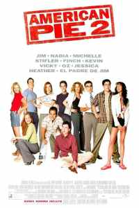 American Pie 2: Tu segunda vez es mejor – Latino HD 1080p – Online
