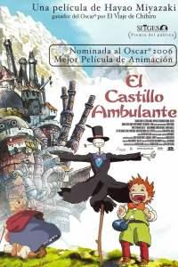 El increíble castillo vagabundo – Latino HD 1080p – Online