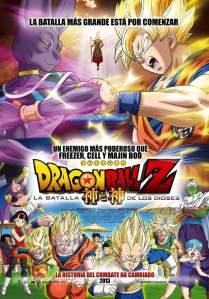 Dragon Ball Z: La Batalla de los Dioses – Latino HD 1080p – Online