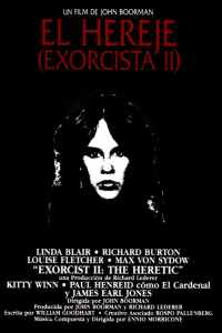 El Exorcista II: El hereje – Latino HD 1080p – Online