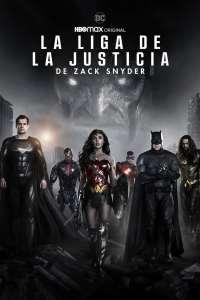 La Liga de la Justicia de Zack Snyder – Latino y Sub – HD 1080p – Online
