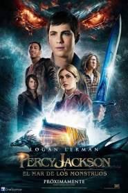 Percy Jackson y el mar de los monstruos – Latino HD 1080p – Online