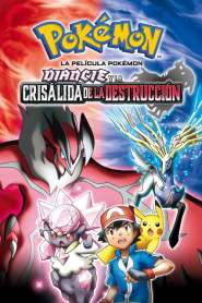 Pokémon – Diance y la crisálida de la destrucción – Latino HD 1080p – Online
