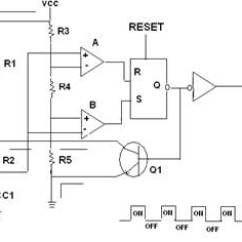555 Timer Wiring Diagram 2004 Chrysler Pacifica Engine Circuit Ic Internal For Name555 As A Stable Multivibrator