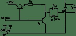 Gate turn OFF (G.T.O) Thyristor