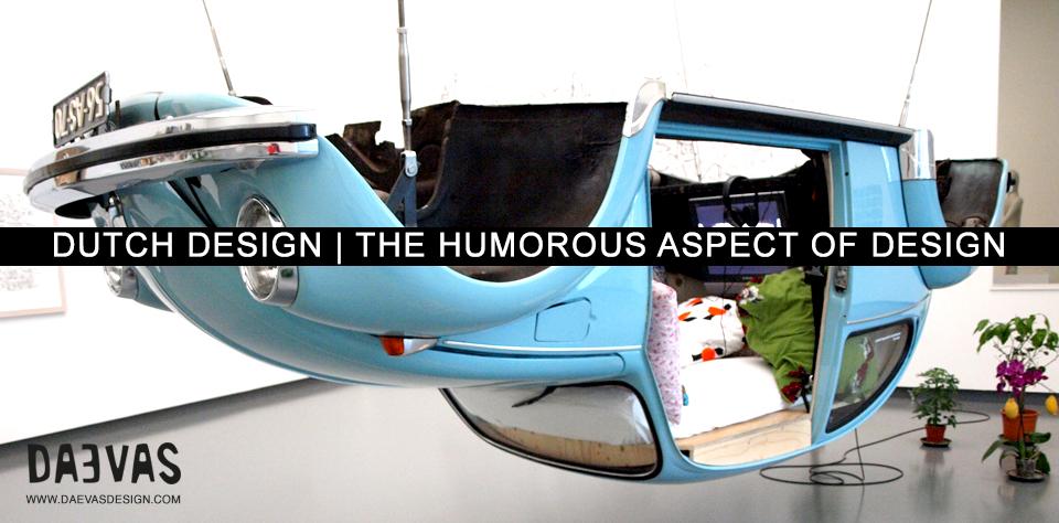 Dutch Design   The Humorous Aspect Of Design image
