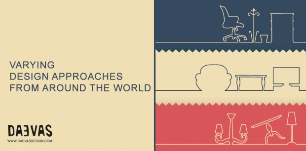 Varying Design Approaches From Around The World Image