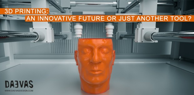 3D Printing: An Innovative Future Or Just Another Tool? image