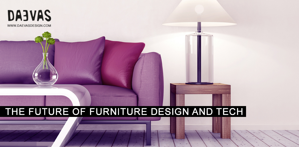 The Future Of Furniture Design And Tech