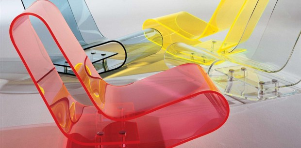 Kartell Chaise Longue LCP image