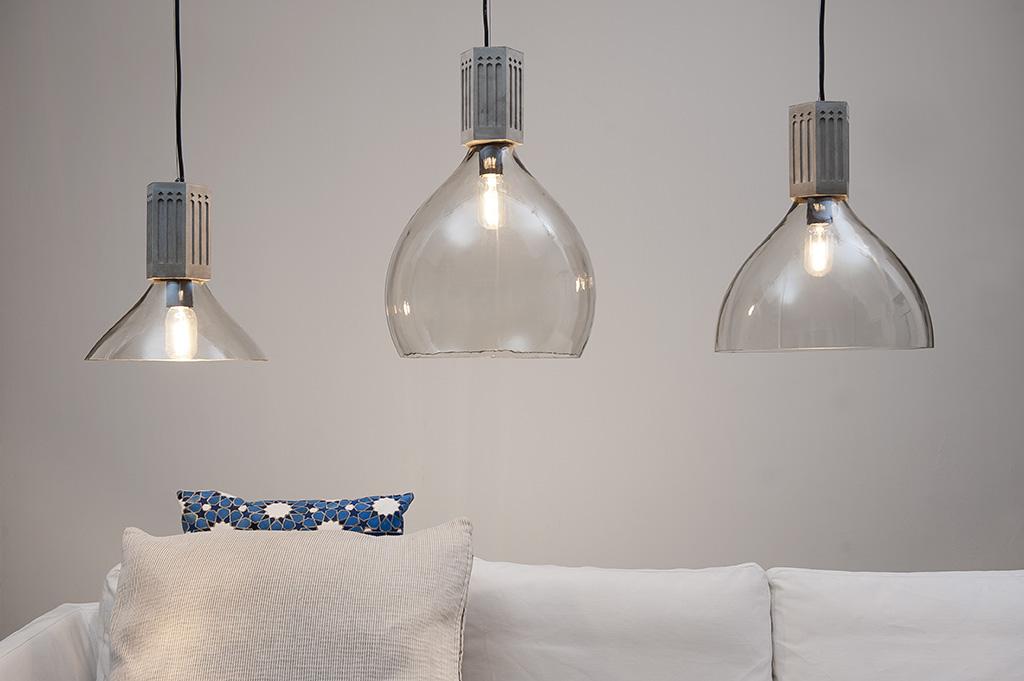Daevas Design - Sequence Pending Concrete Lamp Image