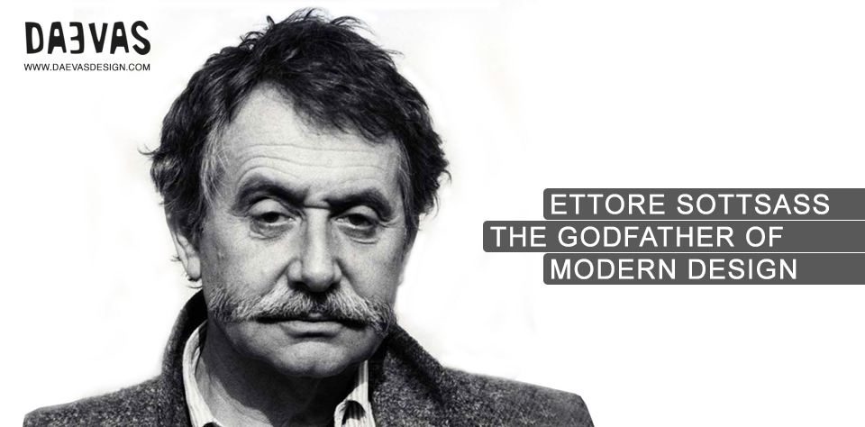 Ettore Sottsass – The Godfather Of Modern Design Image