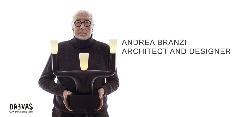 Andrea Branzi – Architect and Designer Image