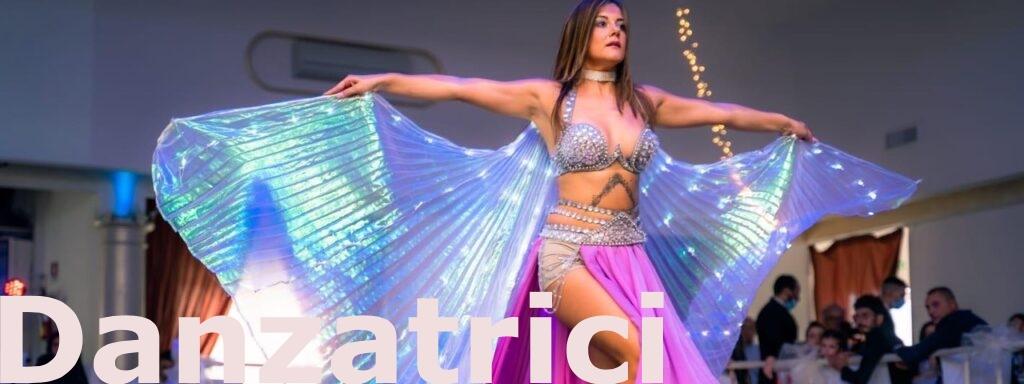 Danza del ventre per matrimonio esibizione di danza orientale