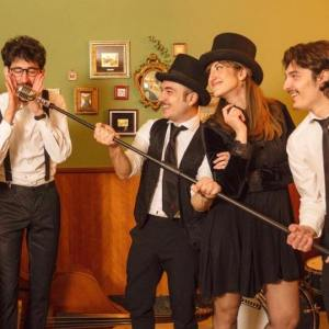 Swing Dixieland Band per matrimoni e altri eventi