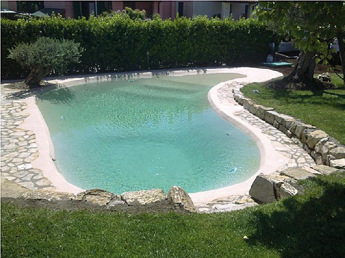 Realizzazione bio piscine Monopoli Bari  Piscine