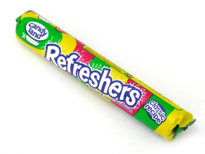 Refreshers Sweets A Retro Sweet Classic Thats Both Fizzy