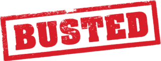 Image result for busted