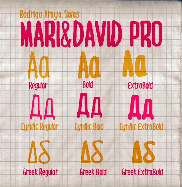 mari david - 6 typos pour embellir votre site internet