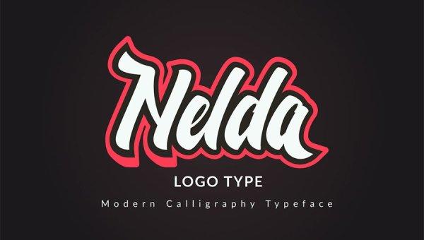 Nelda Font Free