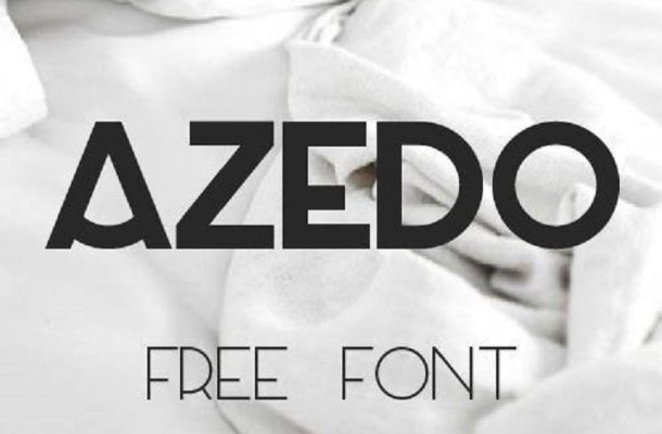 Azedo Font Free