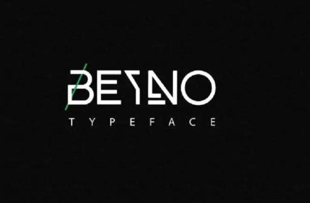 BEYNO Typeface Free