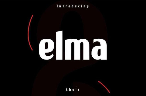 Elma Sans Serif Font Free