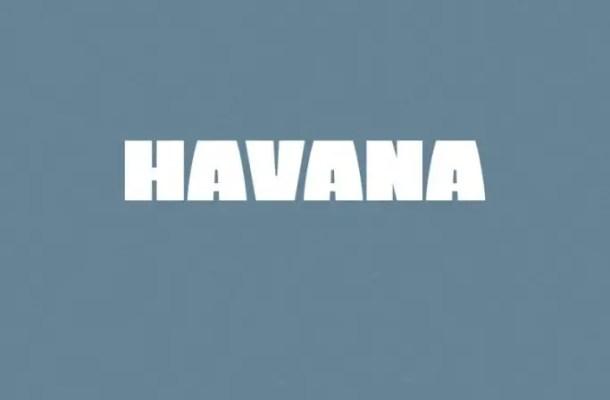 Havana Bold Sans Serif Font Free